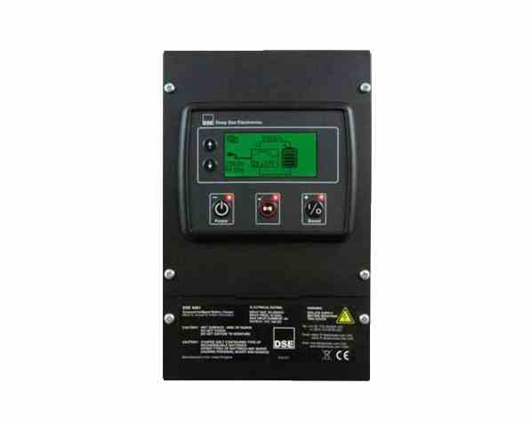 DSE9461 24V 10A enclosed intelligent battery charger