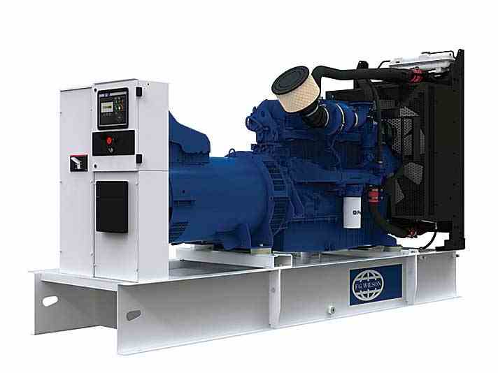 P450-3 generator without canopy