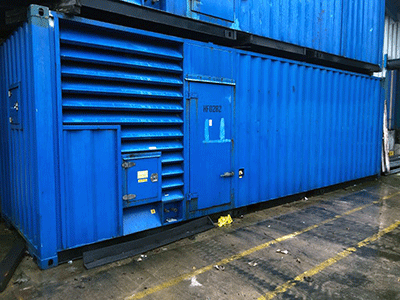 image of 30ft Container